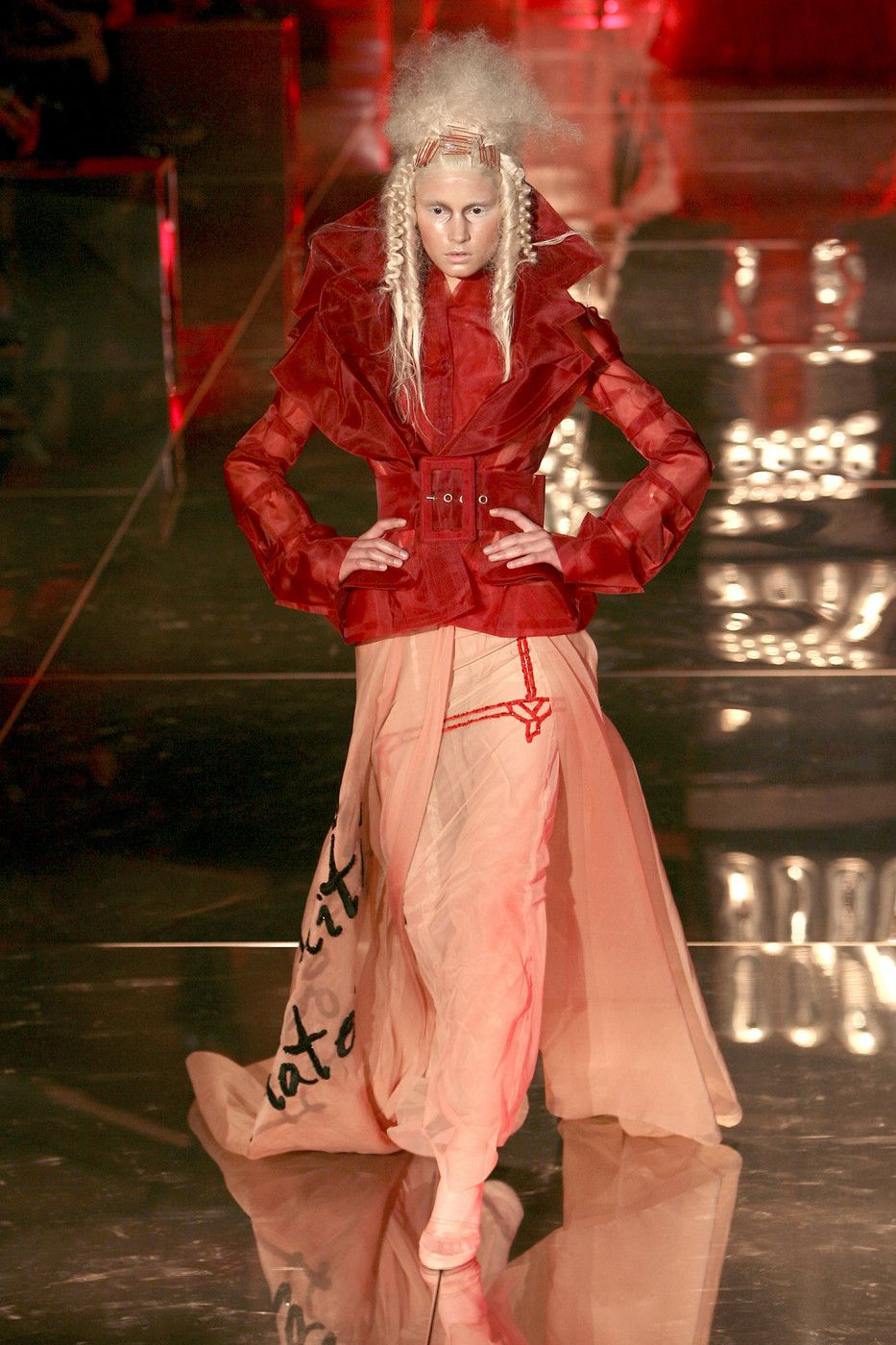 John Galliano for Christian Dior Spring Summer 2006 Haute Couture