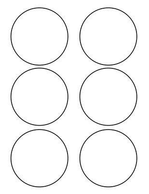 FREE downloads - blank seating charts for round tables and kids tables - have fun!