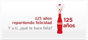Coca-Cola - disfruta las experiencias más novedosas