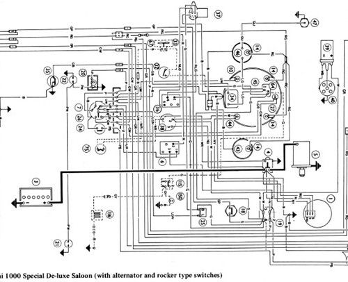Range Rover Wiring Diagram And Electrical Circuit Schematic ...