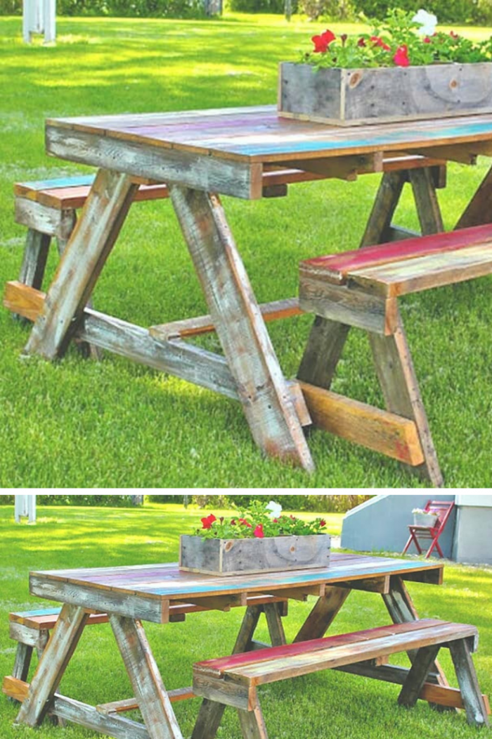 Reclaimed Pallet Furniture For Sale   Heavy Duty Wood ...