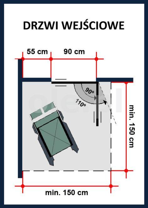 Drzwi Wejsciowe Do Lazienki Dla Niepelnosprawnych Bathroom Scale Bathroom 90 S