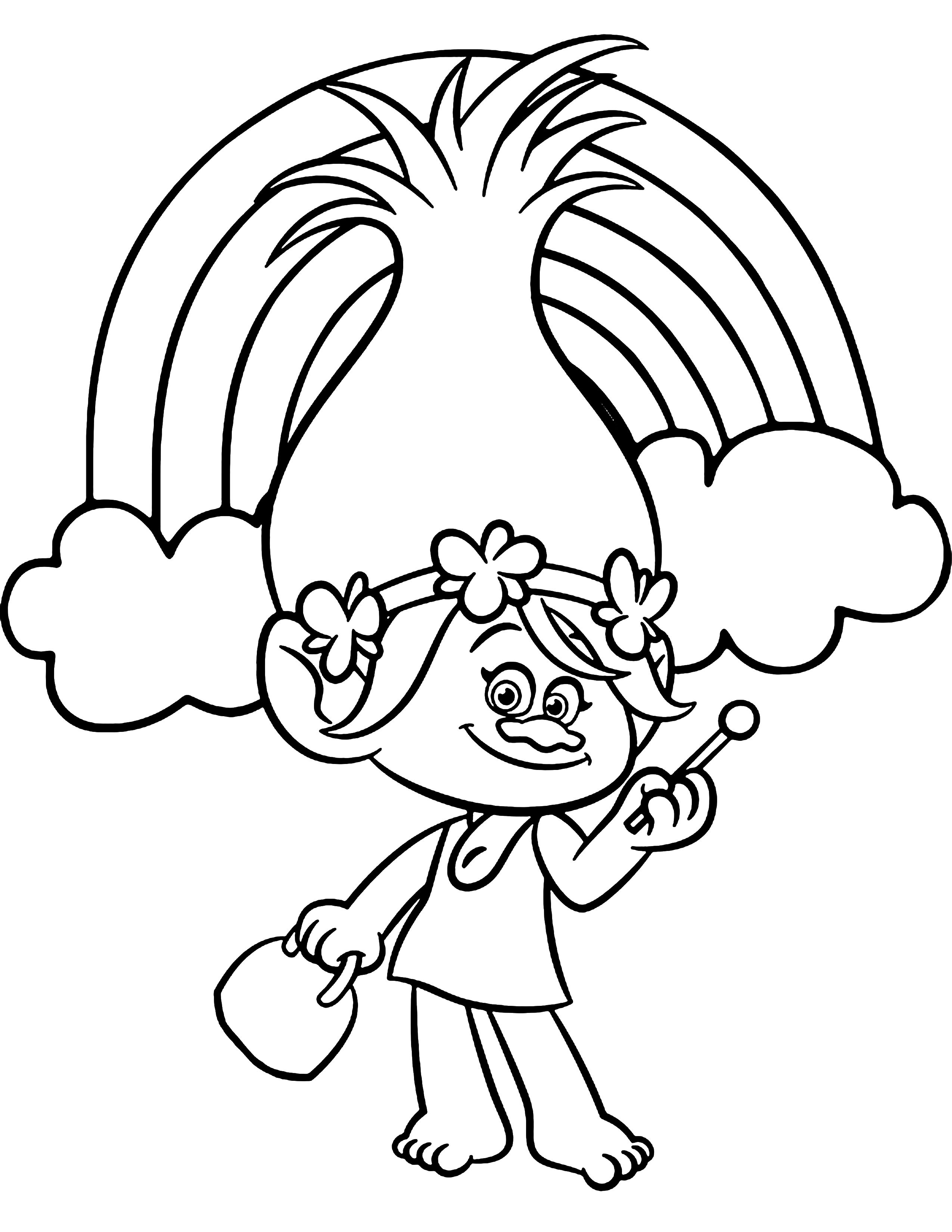 40 Trolls Coloring Pages For Kids Poppy Coloring Page Disney Coloring Pages Printables Disney Coloring Pages