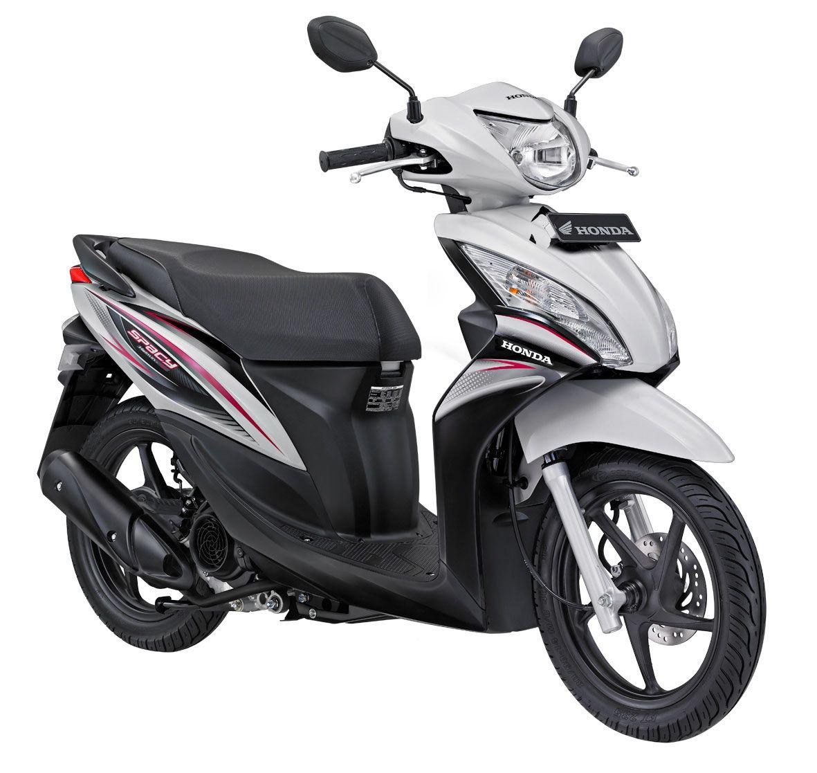 Harga Dan Spesifikasi Honda Spacy Helm In PGM FI Mei 2015