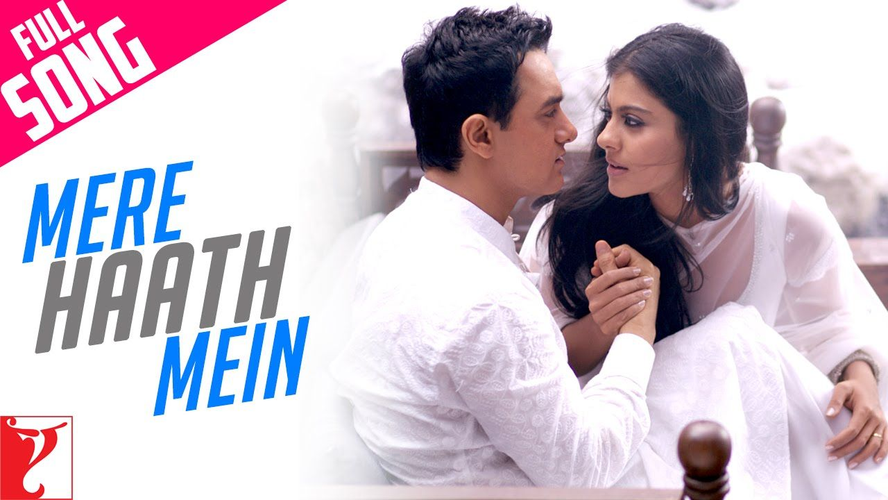 Mere haath mein deleted song | fanaa | aamir khan | kajol | sonu.