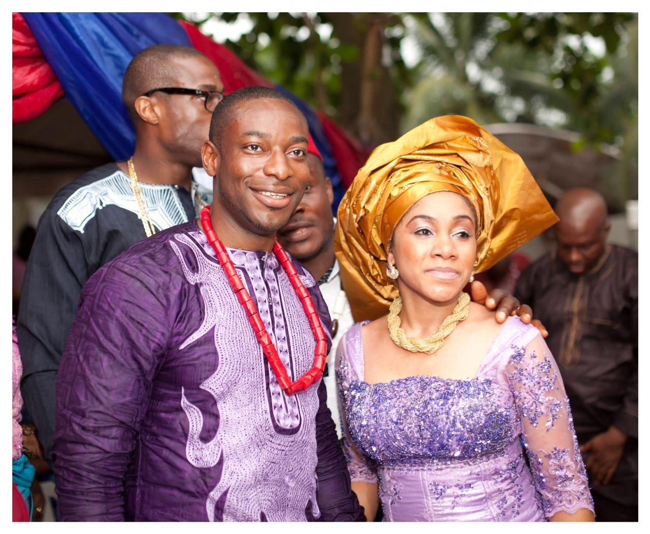 A Beautiful Igbo Traditional Wedding Between Lucy & Ral