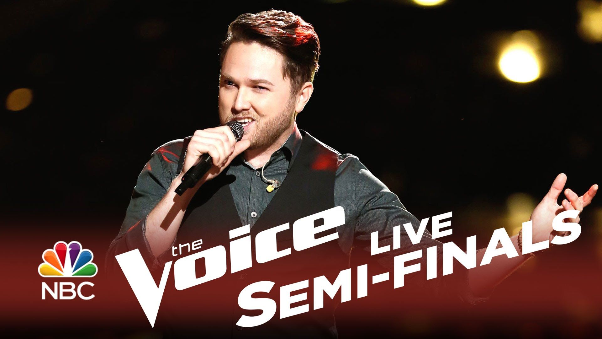 """The Voice 2014 Wildcard - Luke Wade: """"Have a Little Faith in Me"""""""