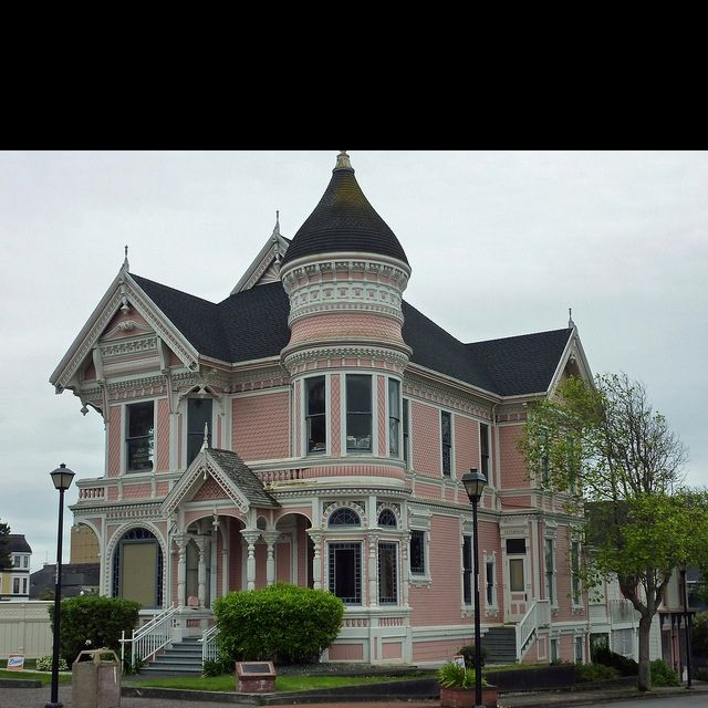 Pink And With A Tourette I M Sold Victorian Homes Old