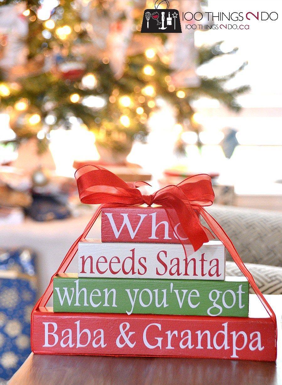 wood gift pile | Holiday - Yule, Christmas, Winter, | Pinterest ...
