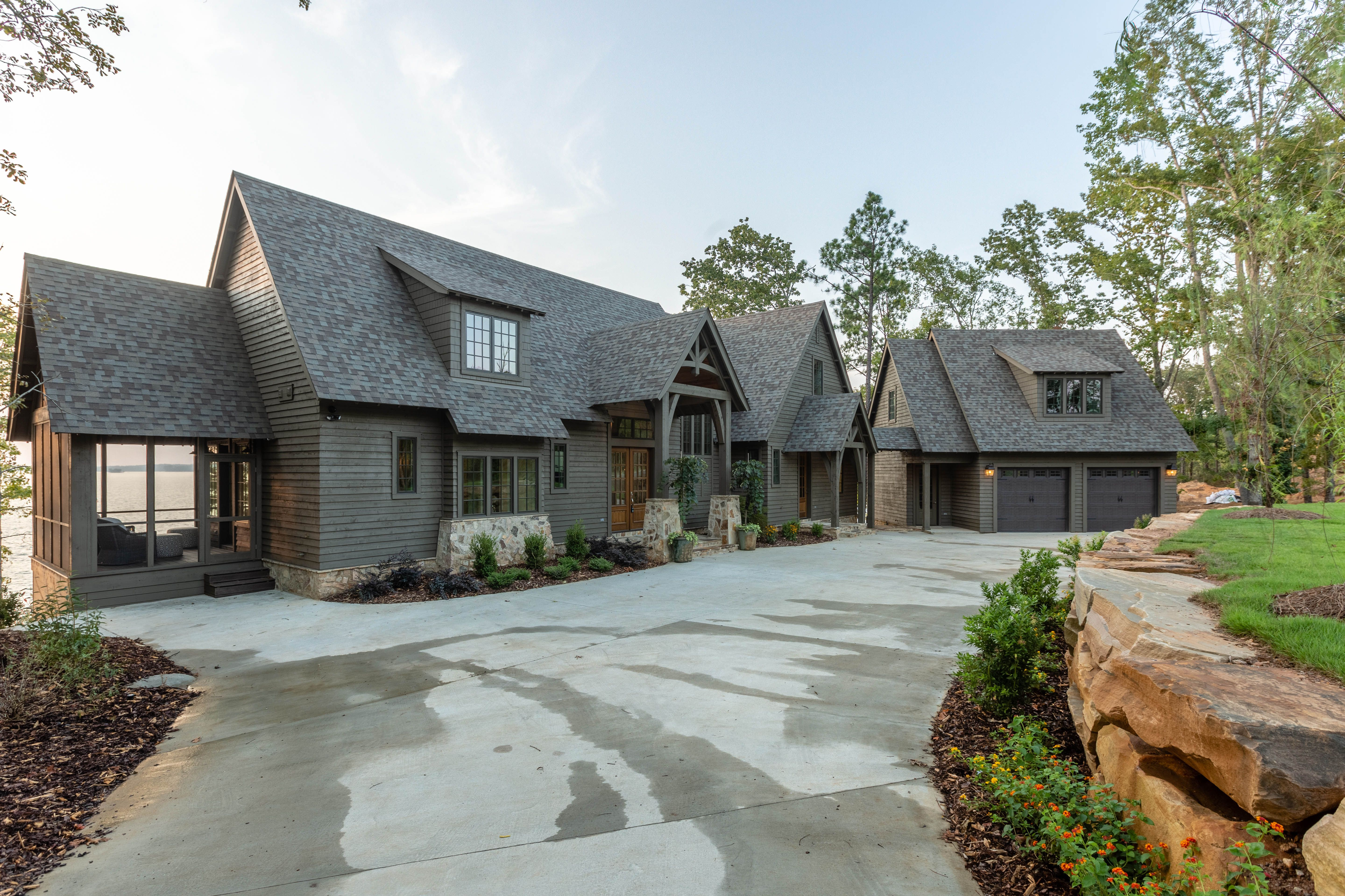 Exterior, street side - ''Incredible!'' Is what you'll say ... on Cascadia Outdoor Living Spaces id=20574