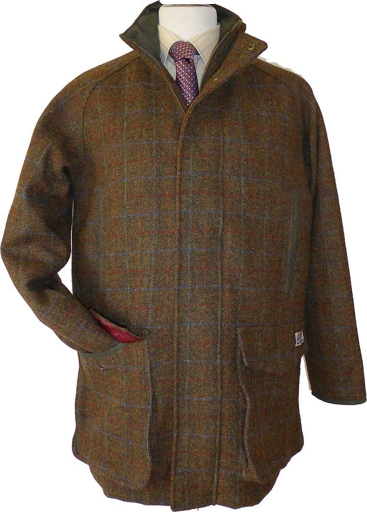 Harris Tweed Donovan Shooting Jacket | You Wear It Well ...