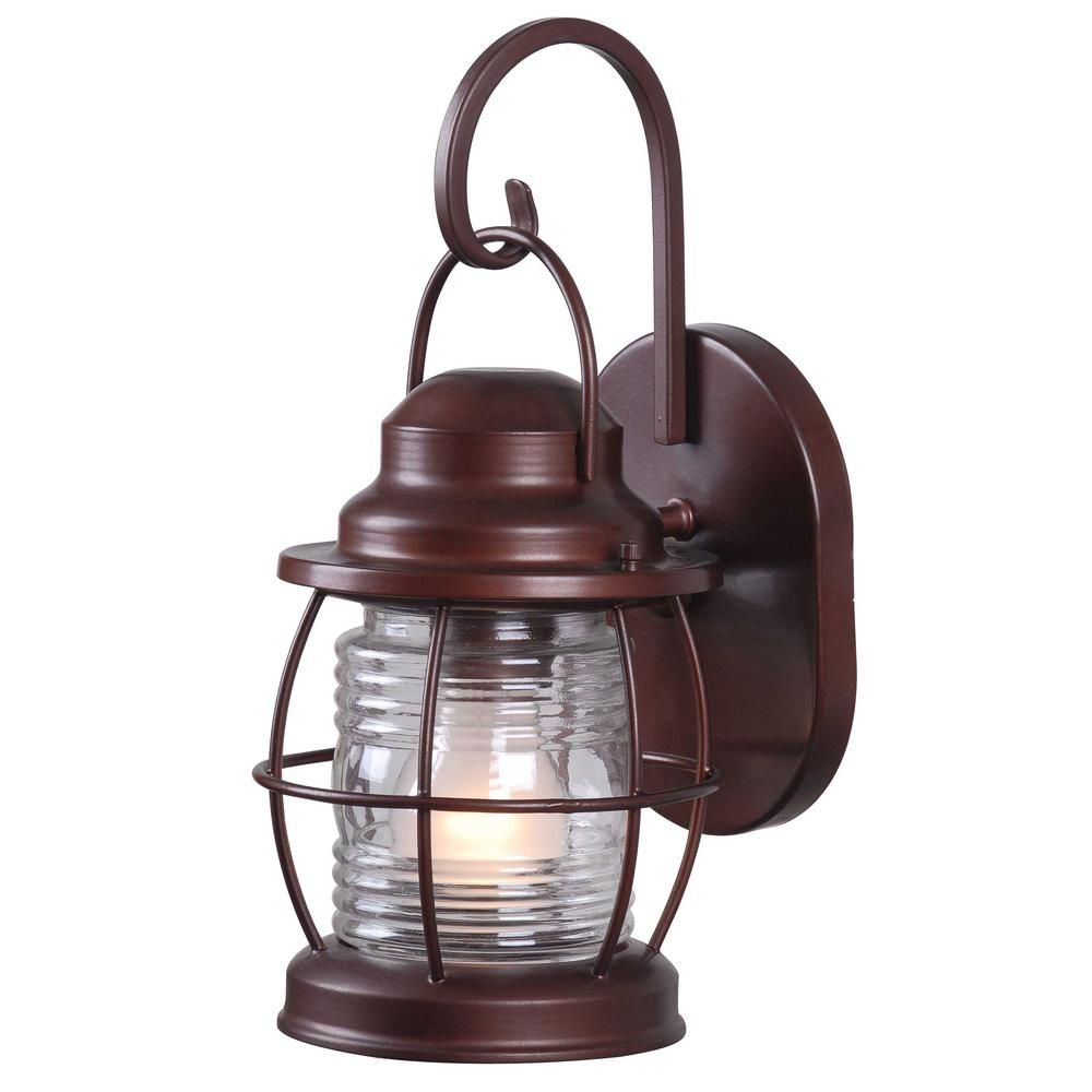 1 light copper outdoor small wall lantern harbor 1 light copper outdoor small wall lantern arubaitofo Images