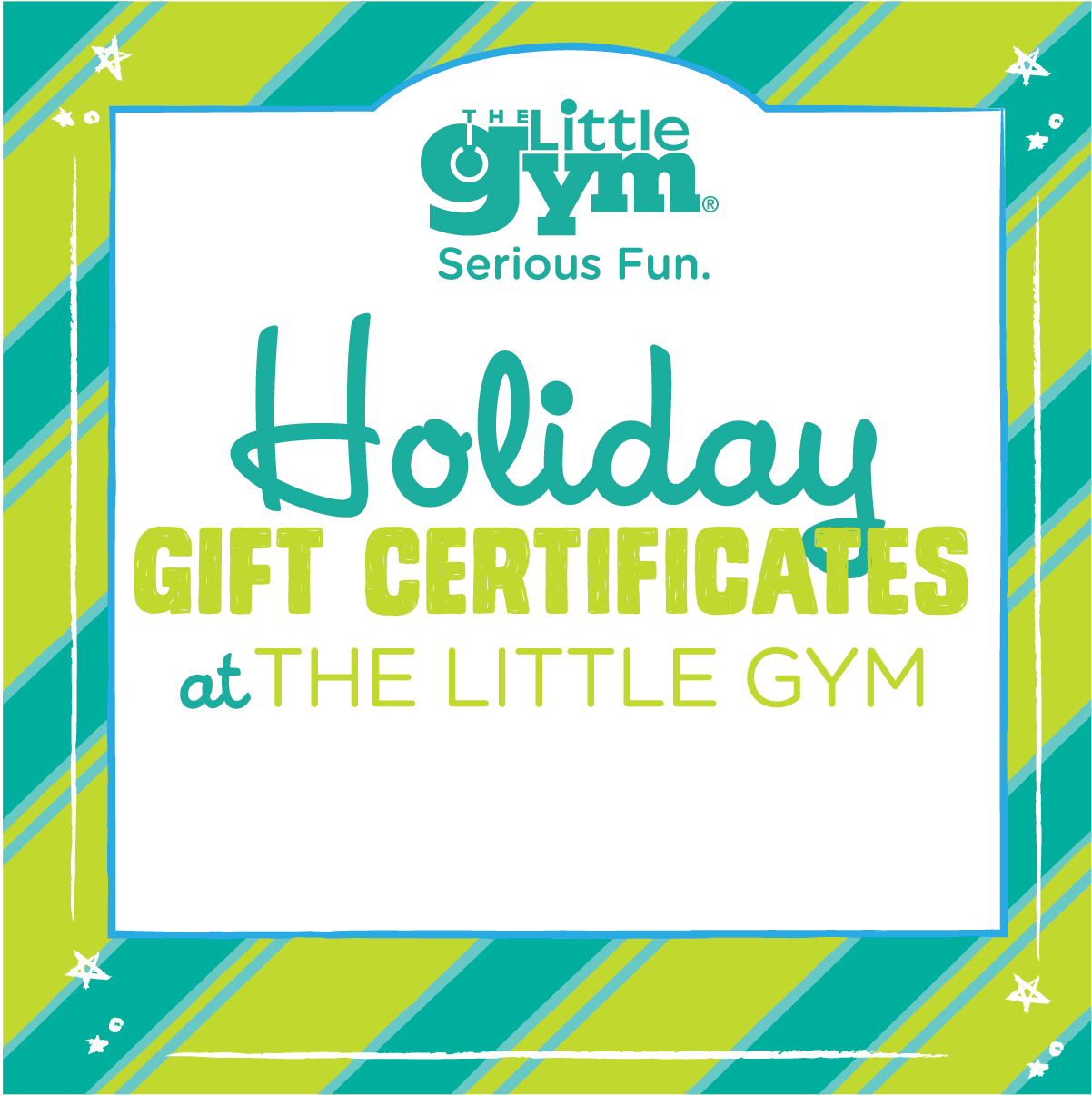 you see confidence they see adventure give the gift of the you see confidence they see adventure give the gift of the little gym