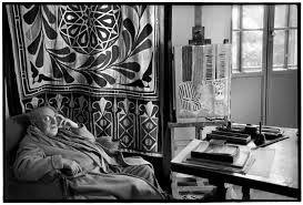 Villa De Reve Vence Henri Matisse Matisse Henri Cartier Bresson