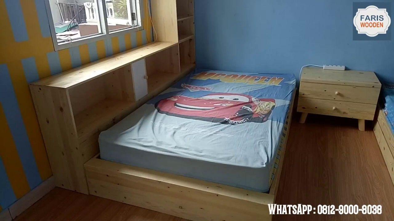 Bedroom Set Jati Belanda Kamar Anak 0812 9000 8038 Furniture Laptop Stand