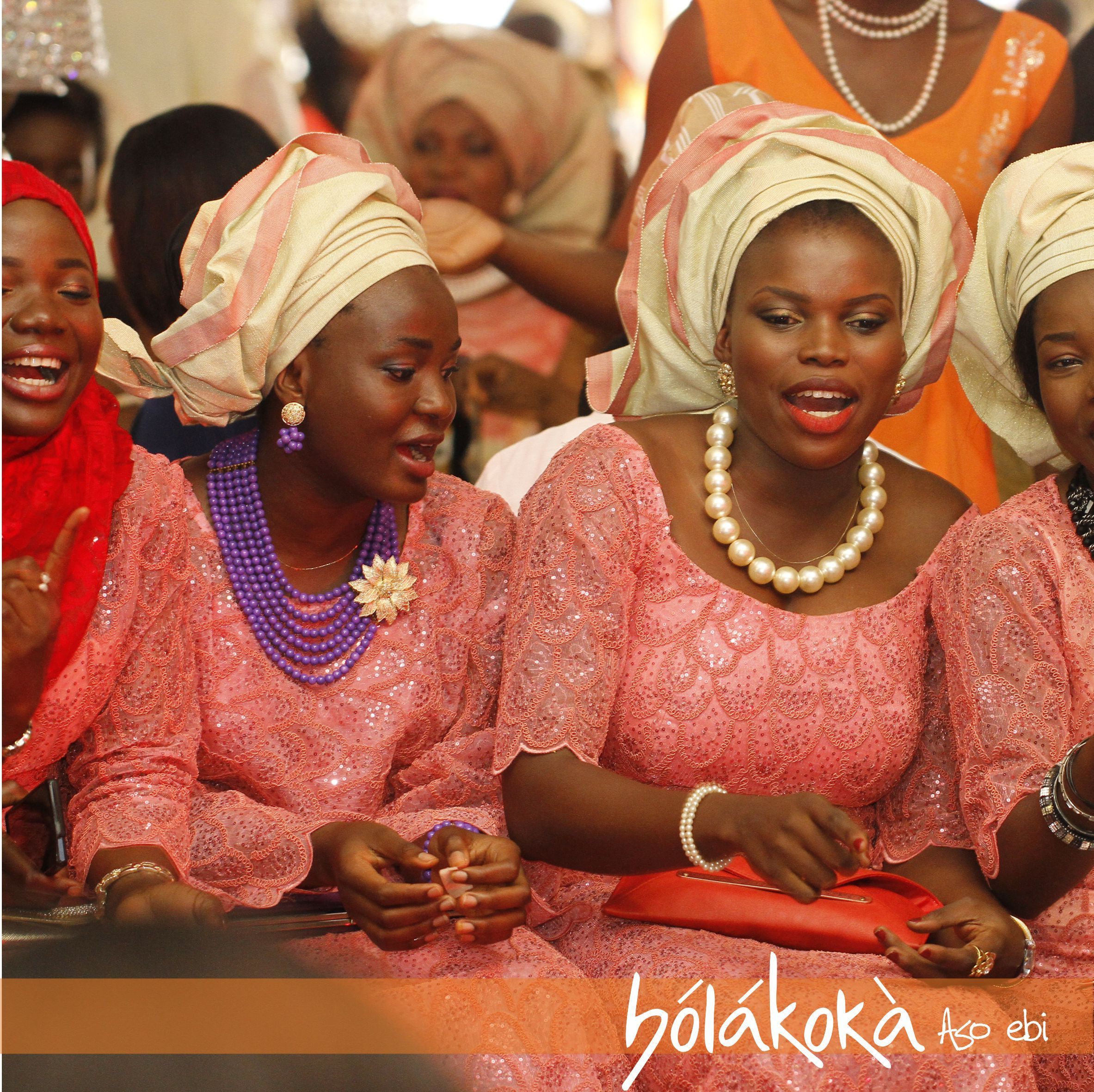 The Coral And Ivory Affair Coral And Ivory Coral Nigerian Styles