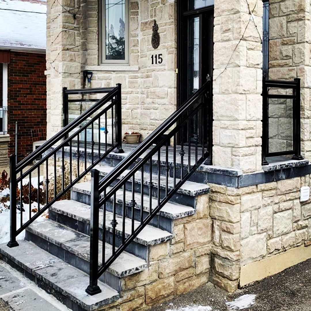 40+ Porch Railing Ideas You Can Build Yourself in 2020