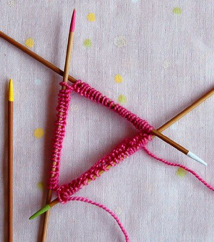 Double Pointed Needles | Knitting, Knitting help, Knitting ...