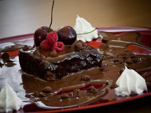 Brownie Super Facil Com Imagens Receita Brownie Receitas Tablete De Chocolate