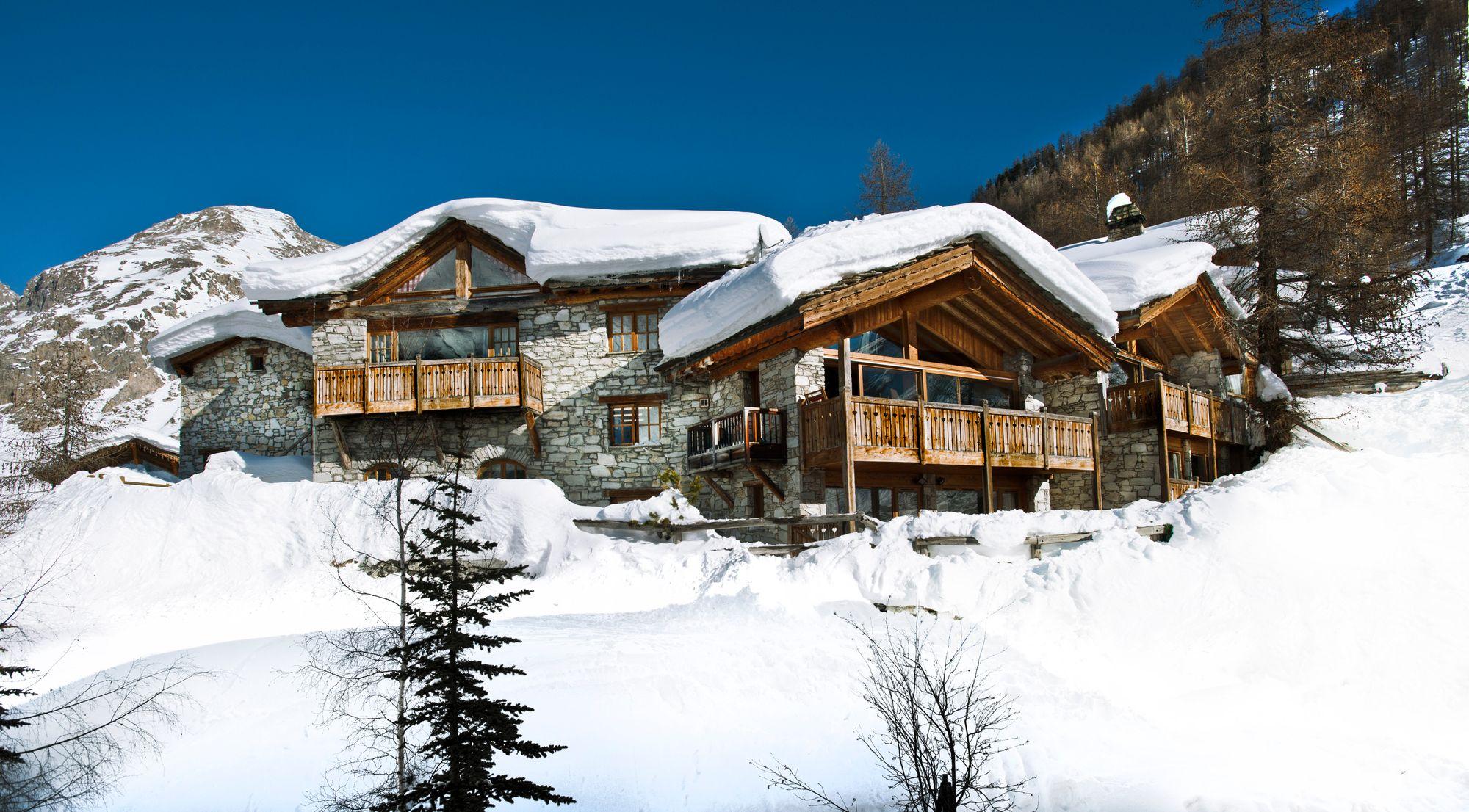 Chalet Mistral Luxury Ski Packages Val D Isere Ski Packages