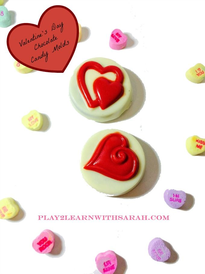 Valentine S Day Chocolate Candy Molds Chocolate Candy Molds Candy