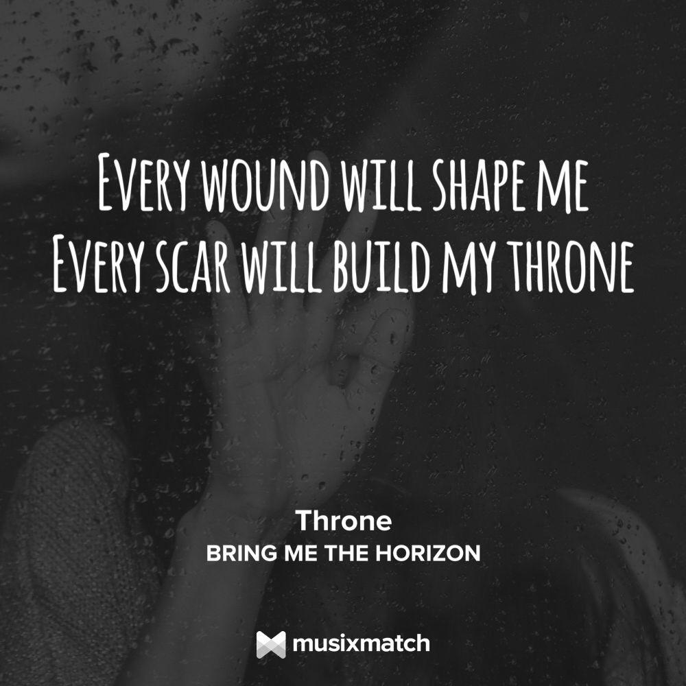 Bring Me The Horizon Lyrics BMTH - Throne |...