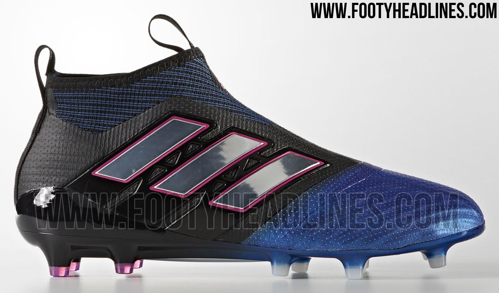 Check Out All Football Boots Included In The New Adidas Blue Blast Collection Blue Adidas Adidas Soccer Shoes Adidas