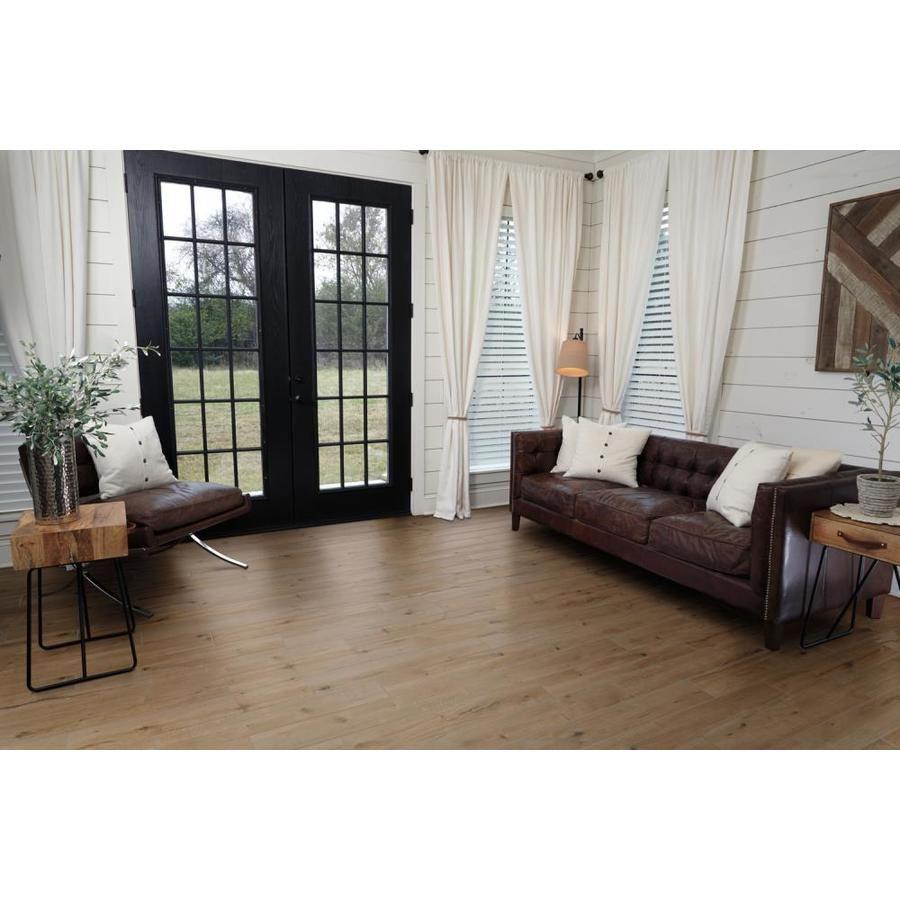 Lowes American Olean Woodstory Natural Oak Wood Look Porcelain - American olean tile raleigh nc