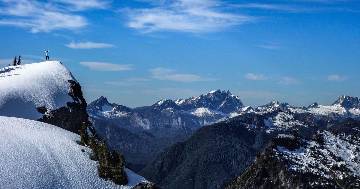 Photo of 6 increíbles caminatas de invierno a dos horas de Seattle