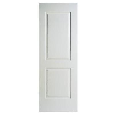 I think this is the door we need... Masonite - 2 Panel Smooth Door Slab 24in x 80in - 24802PNSMDR - Home Depot Canada  sc 1 st  Pinterest & I think this is the door we need... Masonite - 2 Panel Smooth Door ...