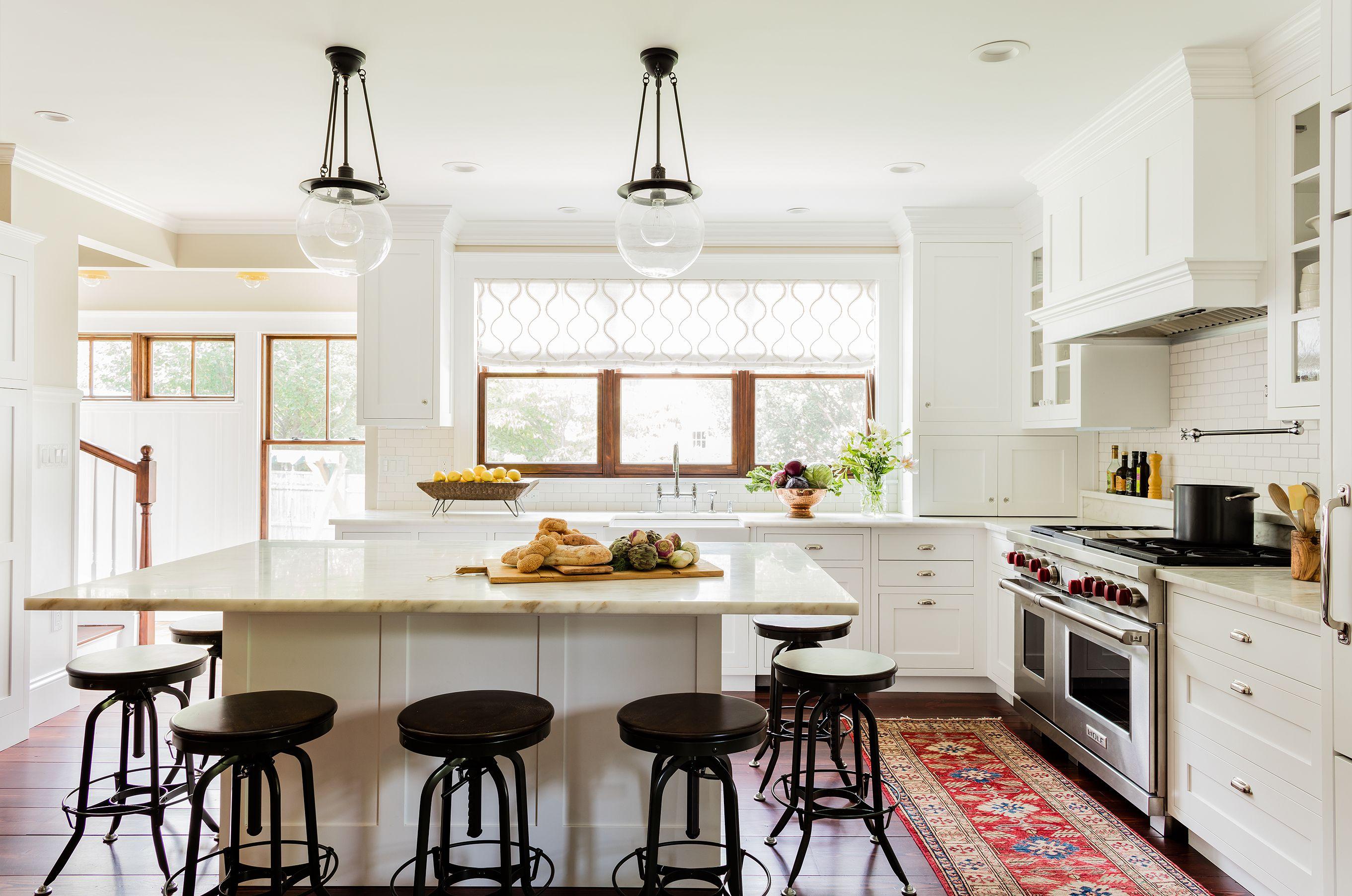 Kitchen designed by Kathy Marshall of K.Marshall Design ...
