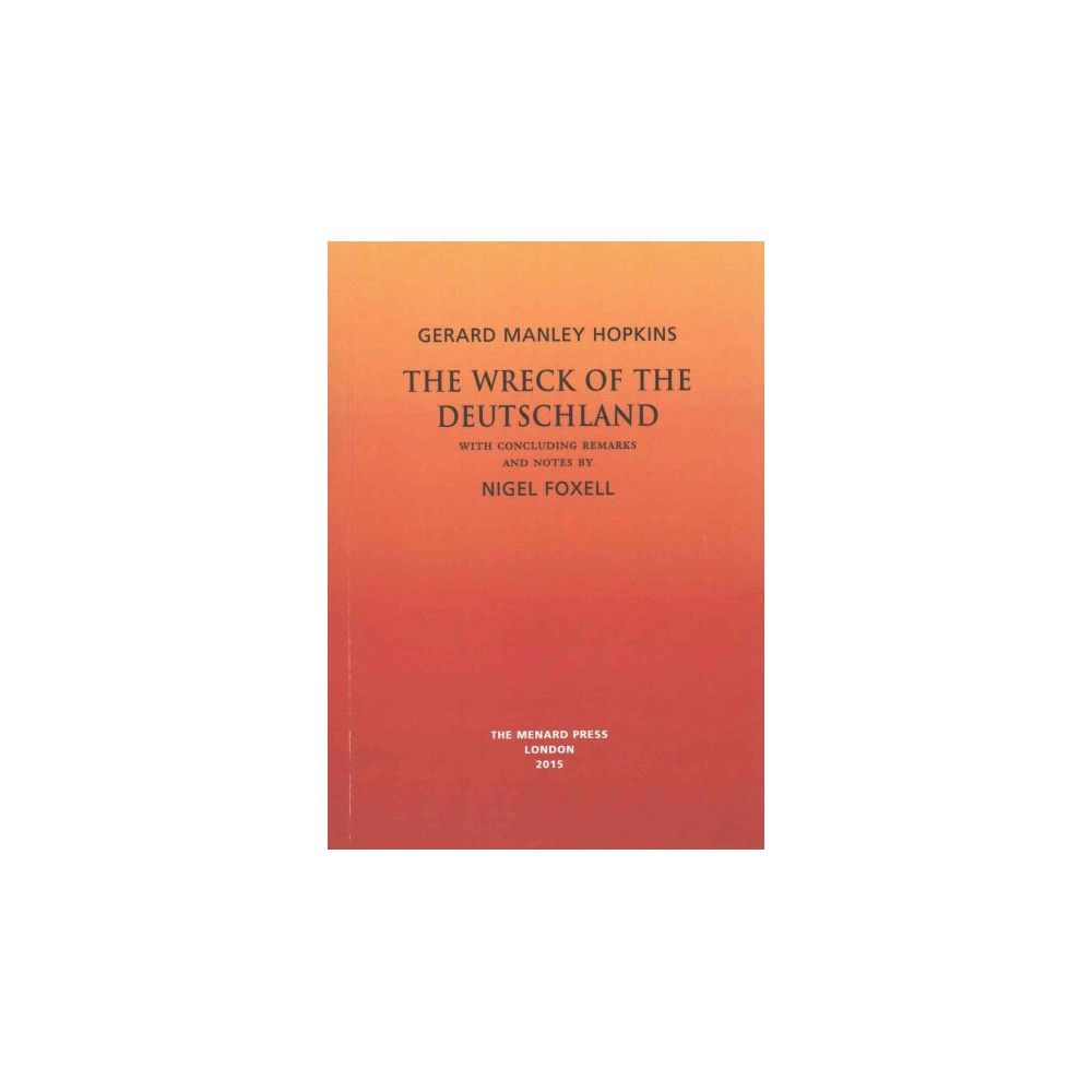 the wreck of the deutschland