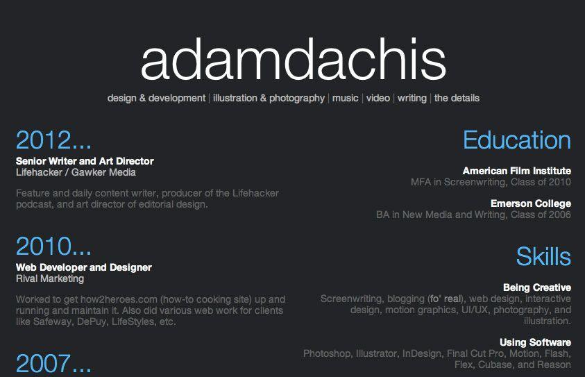 Code News, Videos, Reviews and Gossip Online resume - resume builder reviews