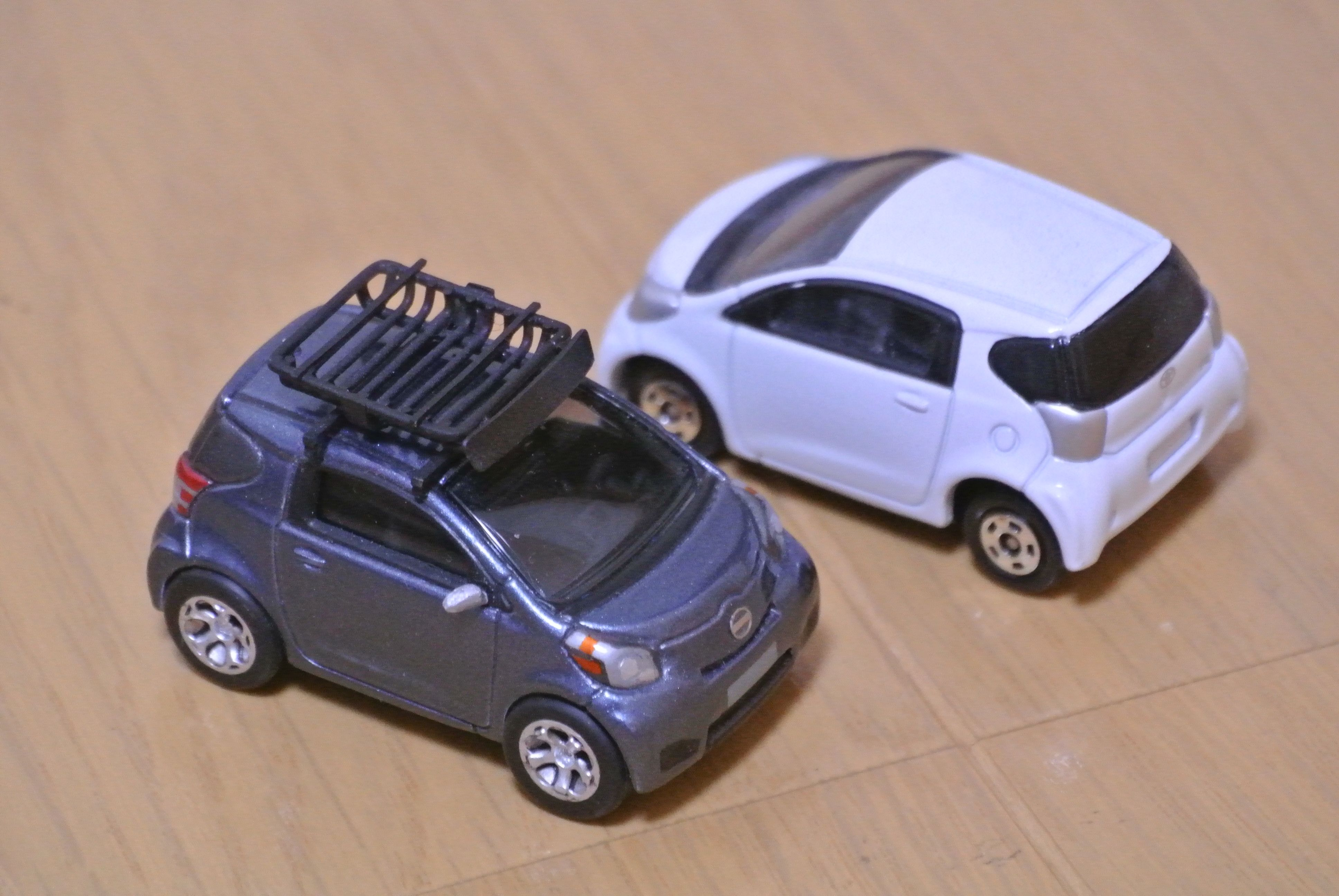 Tomica Toyota Iq 1 60 Small Cars Custom Toys Hot Wheels