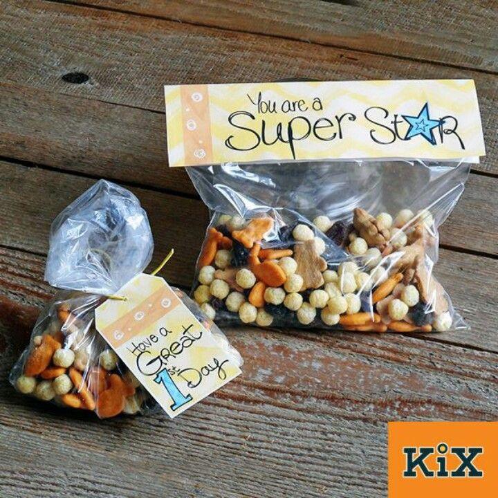 Kids Food Crafts, Cereal Snacks, Fun Kids Food