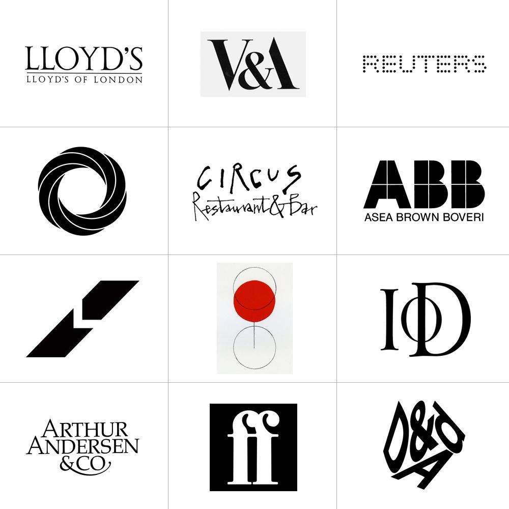Alan Fletcher Www Inkbotdesign Com Alan Fletcher Logo Sign