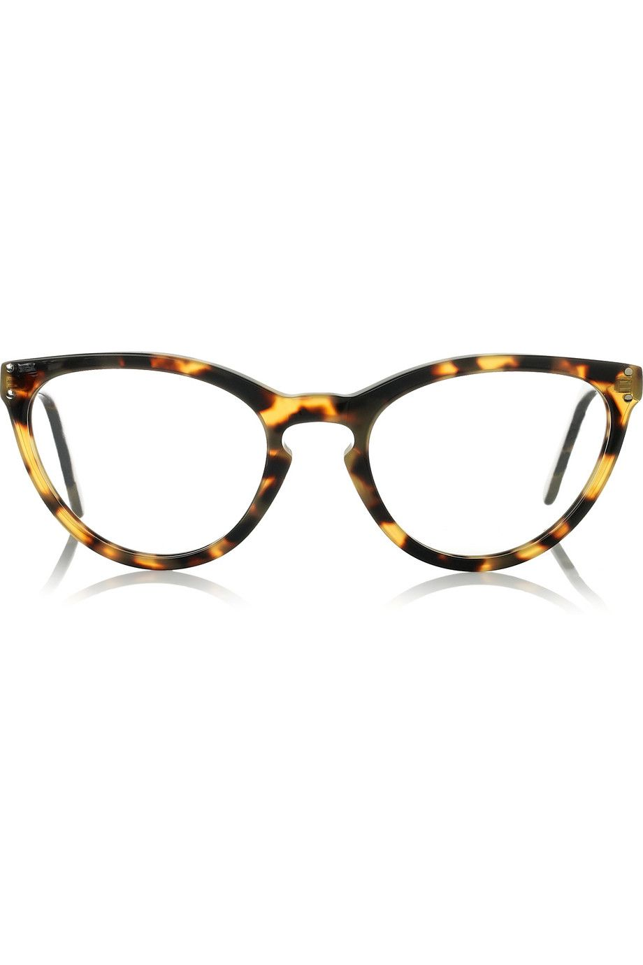 Selima Optique  Jessica cat eye-frame acetate optical glasses