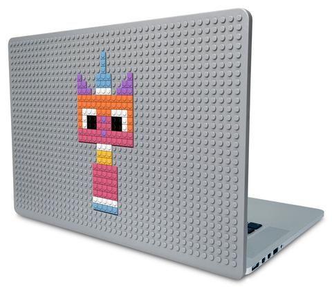 The  Movie Unikitty Laptop Case