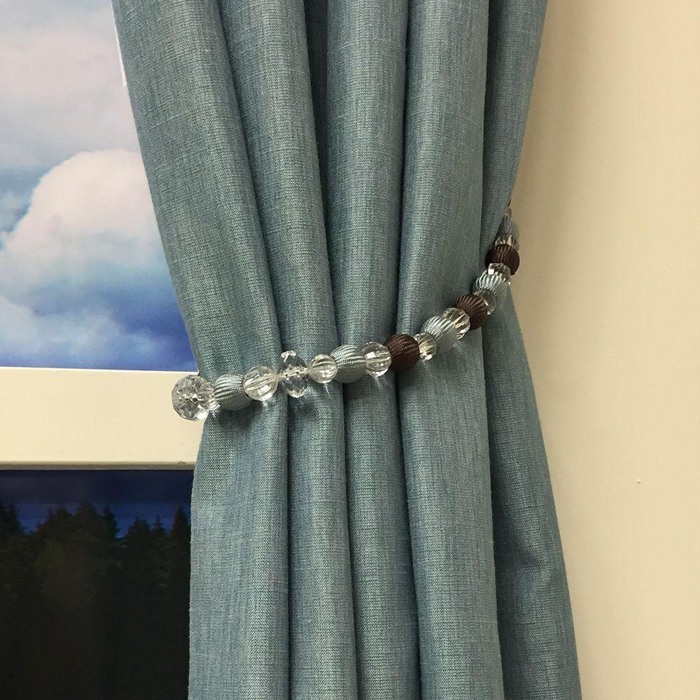 embrasse parel blauw curtainsideasvalance gordijnen ophangen venstergordijnen lange douchegordijnen boeren gordijnen