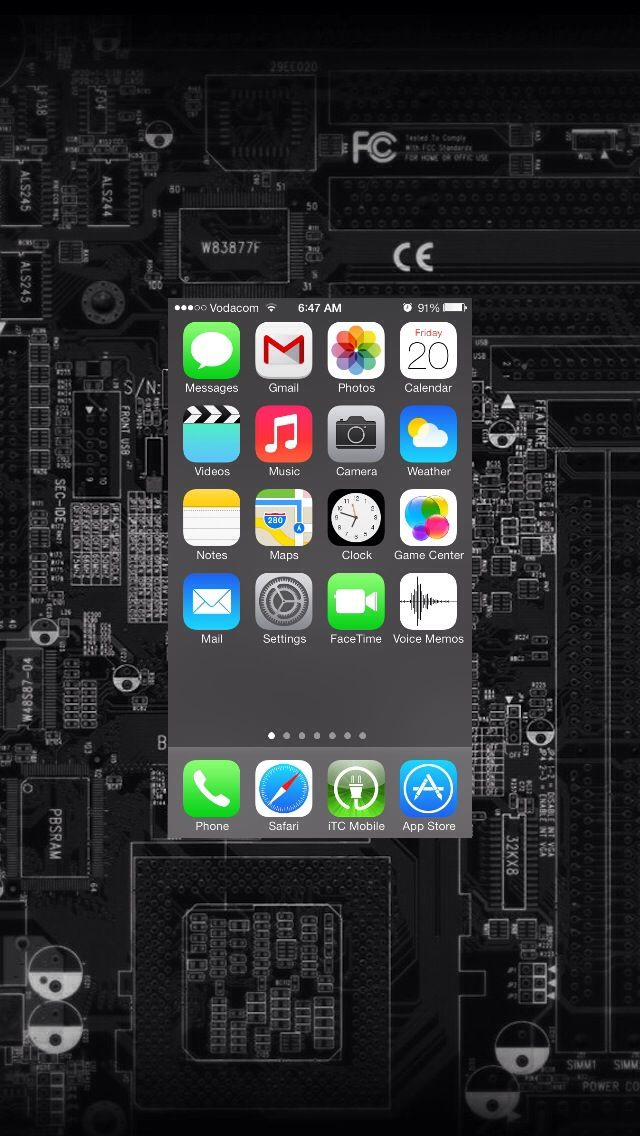 How to Close Multiple Apps at Once iOS 7 Recipe Ios 7