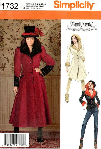 Schnittmuster: Mantel / Jacke | Bored housewives, Sewing patterns ...