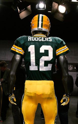 Yahoo Sports Nfl New Nfl Uniforms Green Bay Packers Green Bay Packers Logo