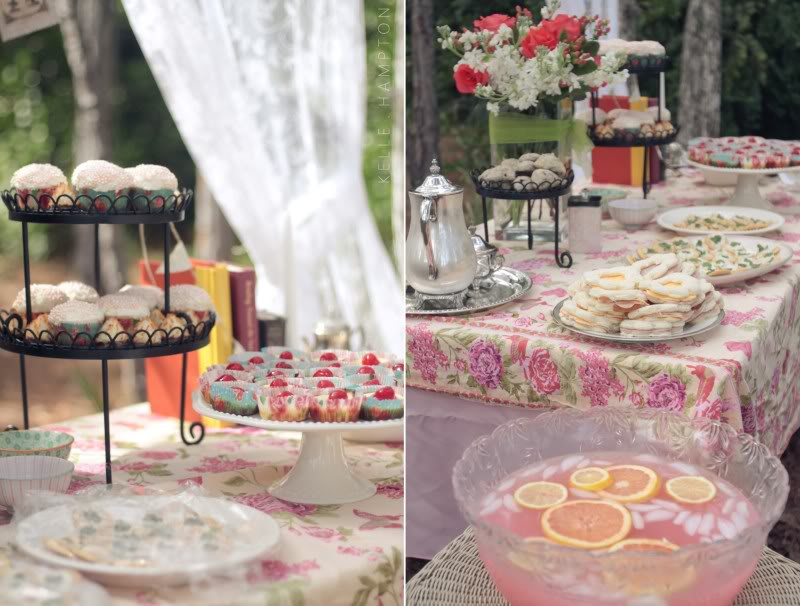 A Tea Party Tea Party Party Tea Party Birthday Tea Party