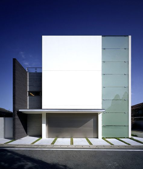 H RESIDENCE I like the surfaces My House Pinterest The surface - Exemple De Facade De Maison