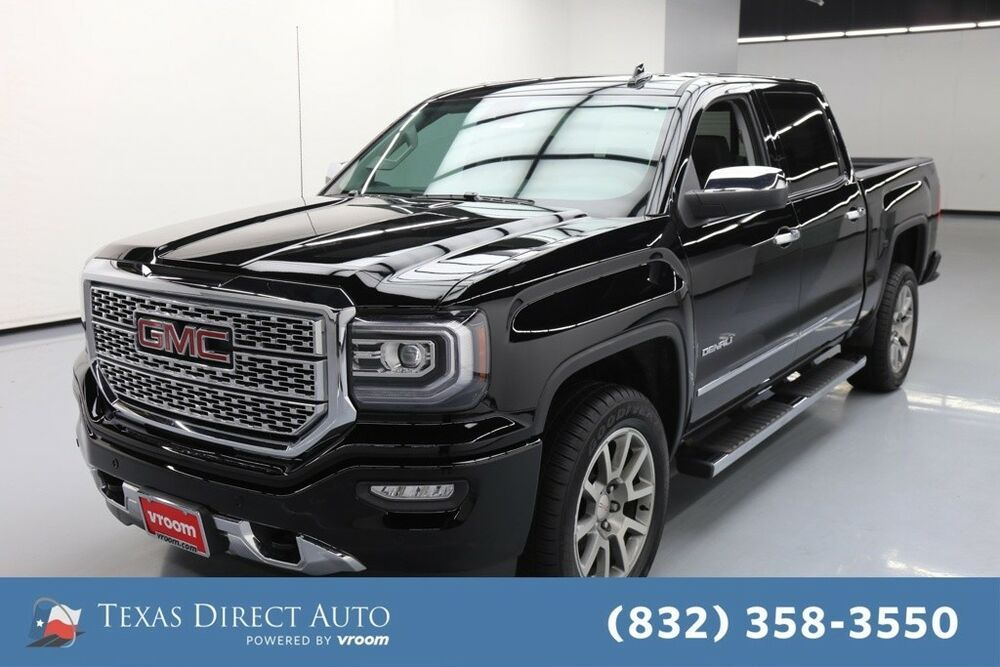 For Sale 2018 Gmc Sierra 1500 Denali Texas Direct Auto 2018