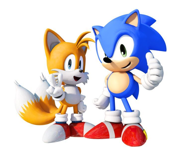 classic sonic tails and knuckles 3d - Buscar con Google | Enemigos ...
