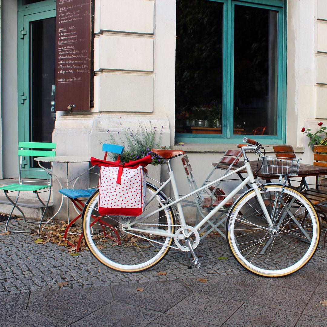 Die Lunares Fahrradtasche Ist Eine Einseitige Abnehmbare Tasche