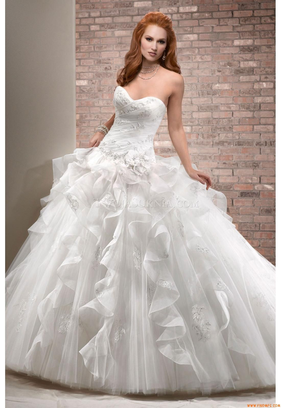 Vestidos de noiva Maggie Sottero Selina Divina