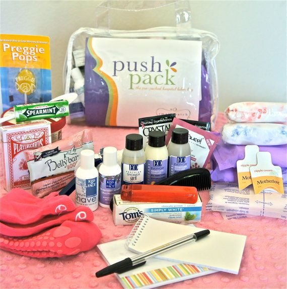Baby Gift Ideas For Hospital : Favorite baby shower gift the push pack via etsy