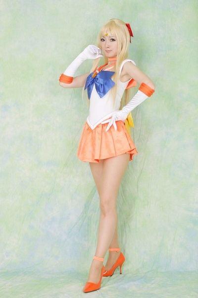 Sailor Venus(Sailor Moon) | Conde - WorldCosplay